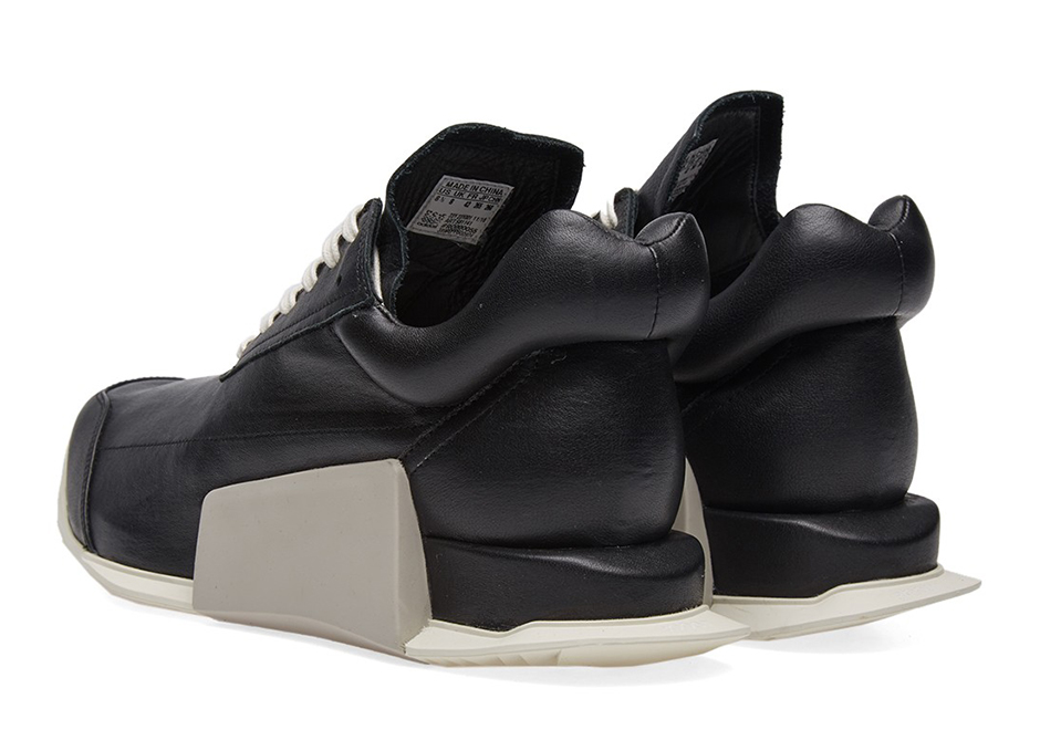 83a7020a2 Rick Owens adidas Level Runner Boost Available Now | SneakerNews.com