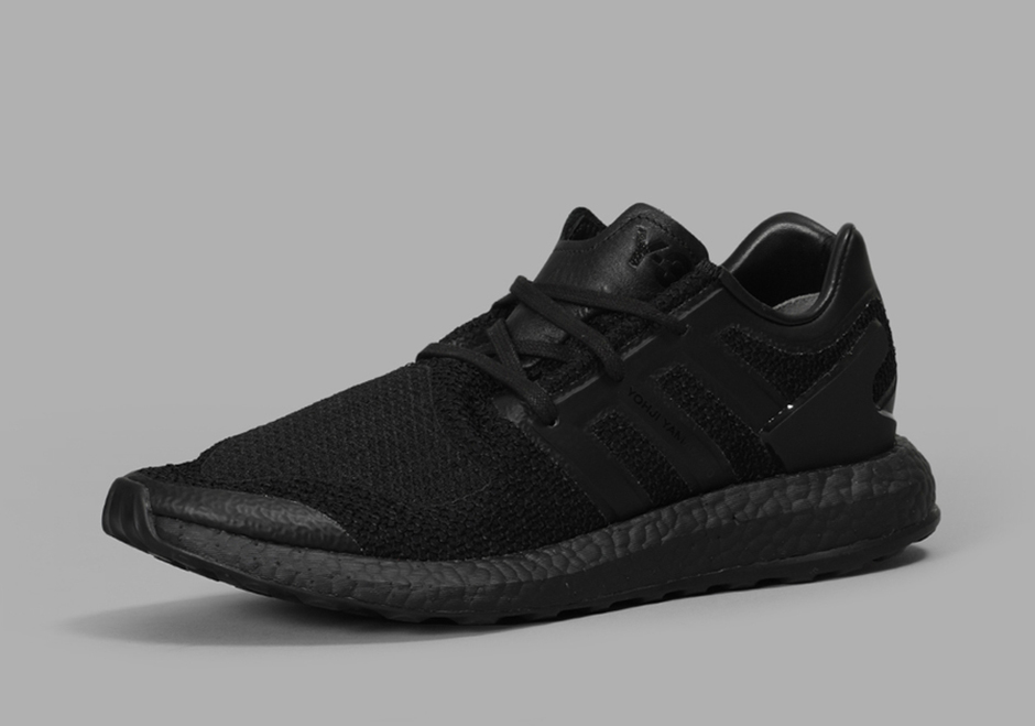997f12740c031 adidas Y-3 Pure Boost Triple Black