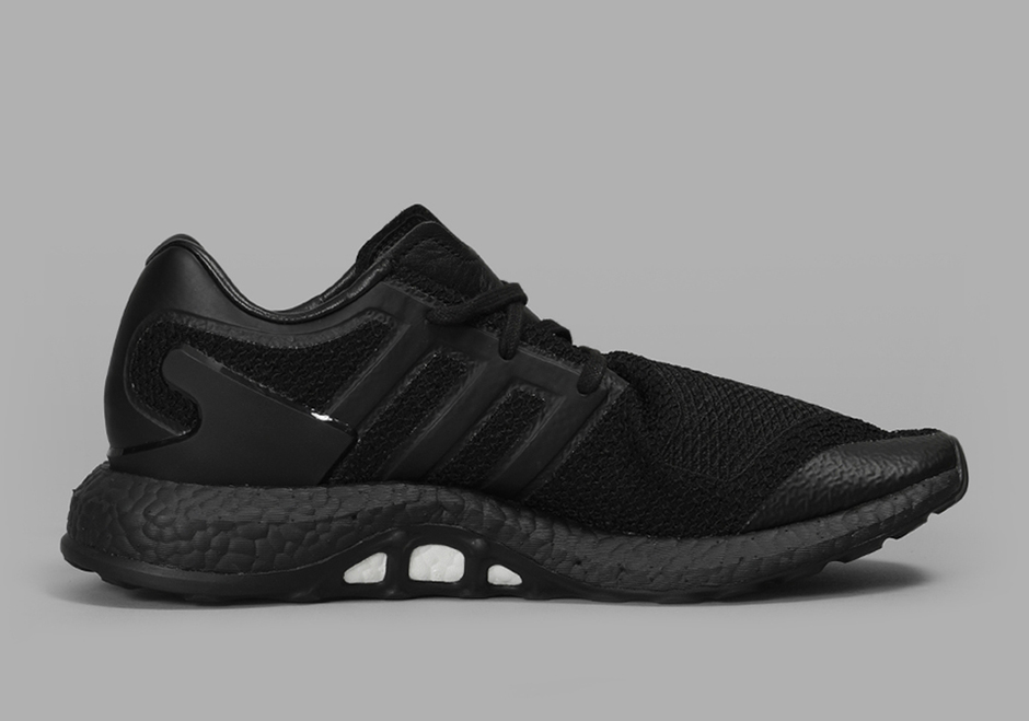 timeless design d0867 879e1 ... BY8958 Mens Running Shoes Sale  available 24bda ee787 adidas Y-3 Pure  Boost Triple Black SneakerNews.com ...