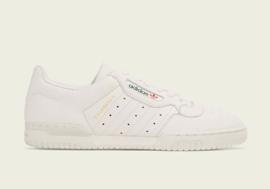 adidas Yeezy PowerPhase Restocking On June 4th