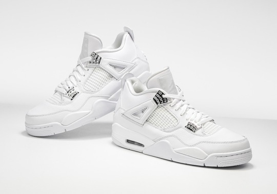 "Air Jordan 4 ""Pure Money"" Available Early For Retail at Stadium Goods"