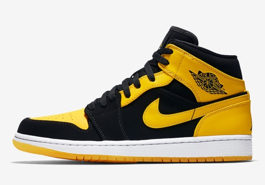"The Air Jordan 1 Mid ""New Love"" Is Confirmed For U.S. Release"