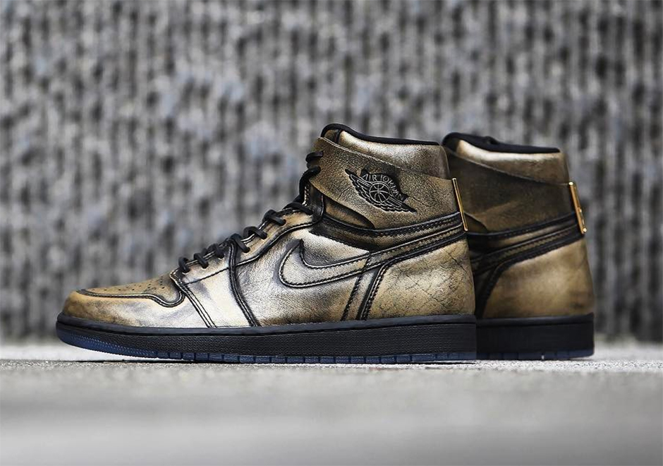 buy popular 66295 dfa11 The Air Jordan 1 Wings Limited To 19,400 Pairs | SneakerNews.com