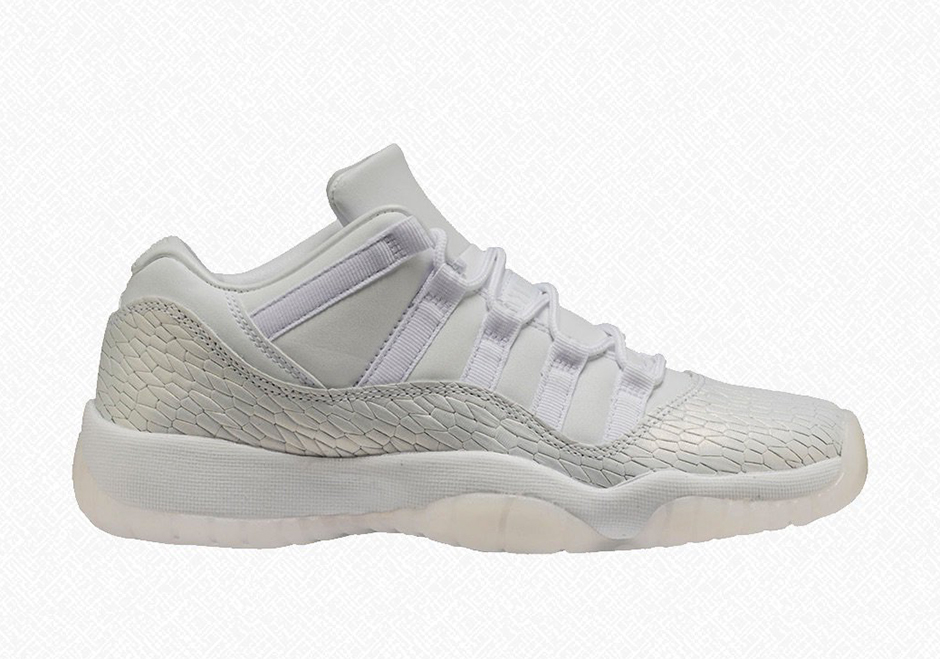 """2a02bfc6178cef Air Jordan 11 Low GG """"Heriess"""" Release Date  May 20th"""