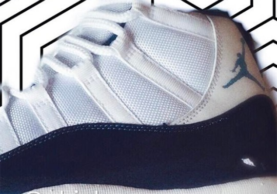 "Air Jordan 11 ""Midnight Navy"" Releasing On Black Friday"