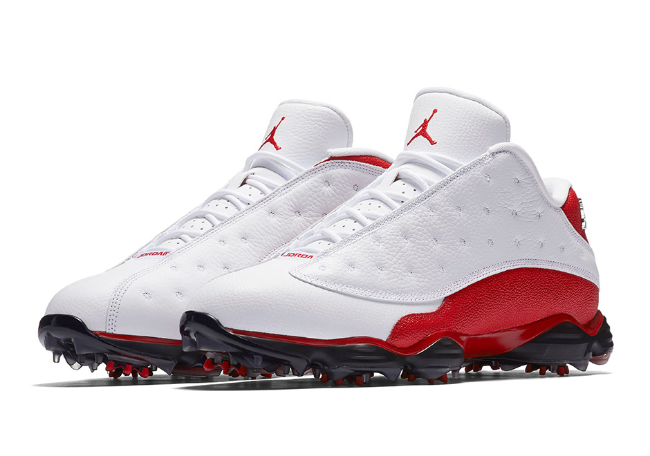 Update: The Air Jordan 13 Golf arrives on Nike SNKRS on May 18th and via  Nike.com on May 19th for $200 USD.