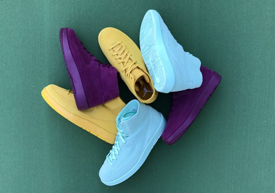 The Air Jordan 2 Decon Colorways Will Be Regional Exclusives