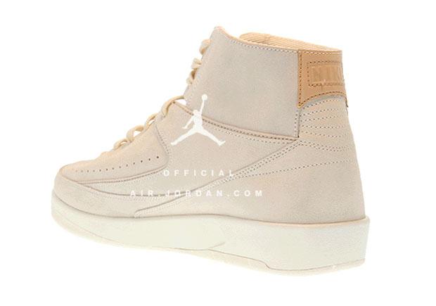 d6cbaa55e6f6 ... Beige 897521-100 Air Jordan 2 Decon Release Date July 15th