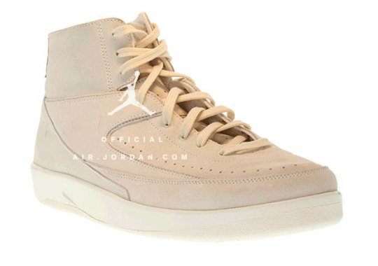 "Air Jordan 2 Decon ""Sail"" And ""Thunder Blue"" Releasing This Fall"