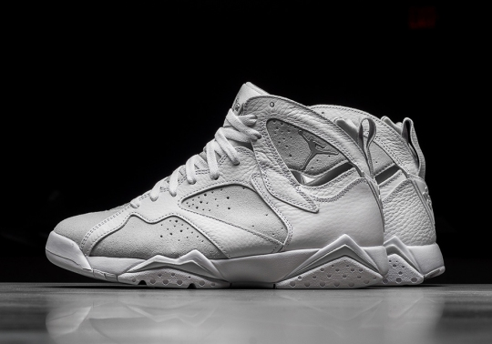 "Where To Buy The Air Jordan 7 ""Pure Platinum"""