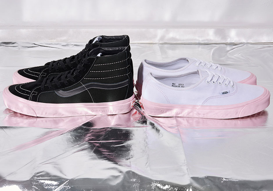 cccc1a42e6daa Advertisement. Anti Social Social Club is teaming up with Dover Street  Market and Vans Vault for a surprise collaboration slated to release ...