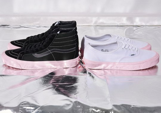 Anti Social Social Club Gets Its Own Vans Collaboration With Dover Street Market