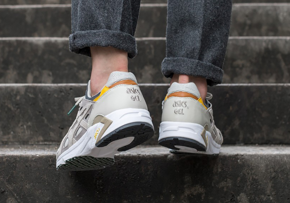 """d2cb31edd1f8 WOOD WOOD x ASICS GEL-DS Trainer """"Moon Rock"""" Store Exclusive Release  May  24th"""