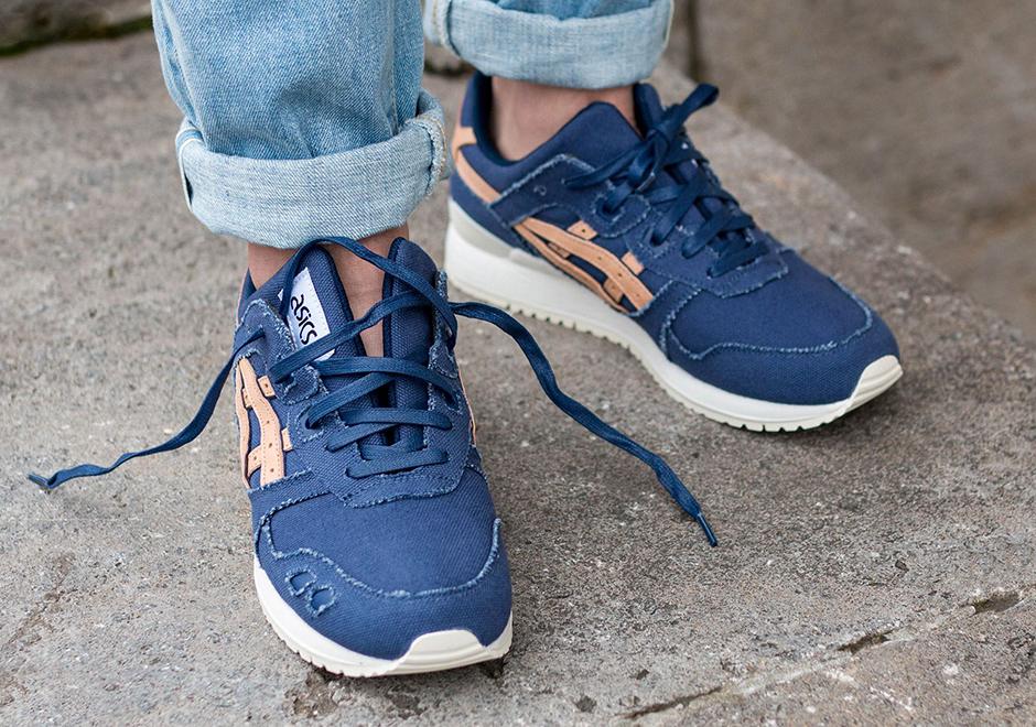nouveau style 6edfa c3d03 ASICS Gel Lyte III Denim Pack | SneakerNews.com