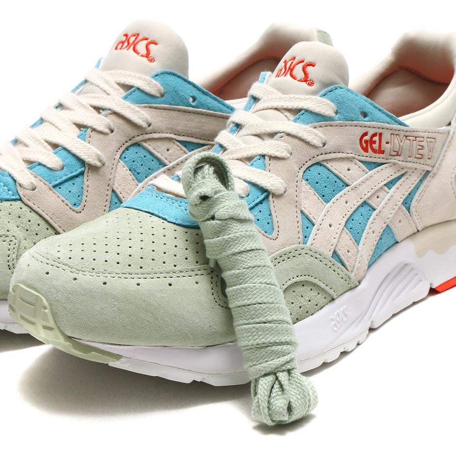 premium selection 643fd 341d6 ASICS GEL-Lyte V Summer 2017 | SneakerNews.com