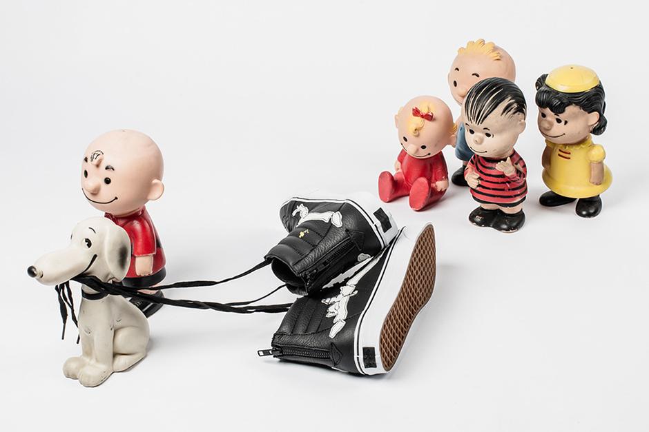 f9c6f8fb11ee BLENDS x Peanuts x Vans Sk8-Hi Reissue Zip Release Date  May 13th