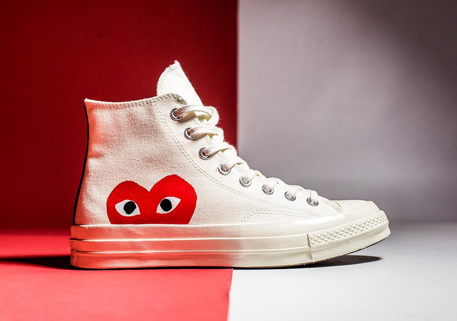 CDG Comme Des Garcons Converse Chuck Taylor Release Info | SneakerNews.com