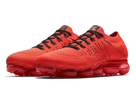 Official Images Of The CLOT x Nike Vapormax