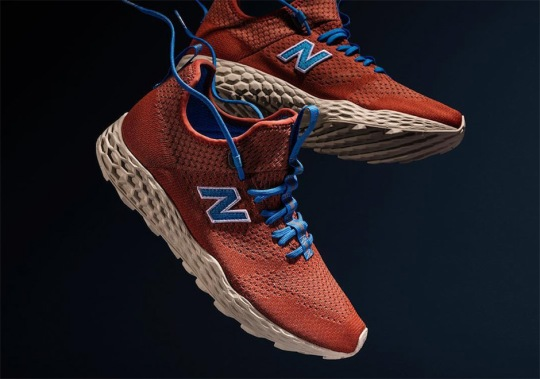 """Concepts And New Balance Present The Trailbuster Fresh Foam """"des Sables"""""""