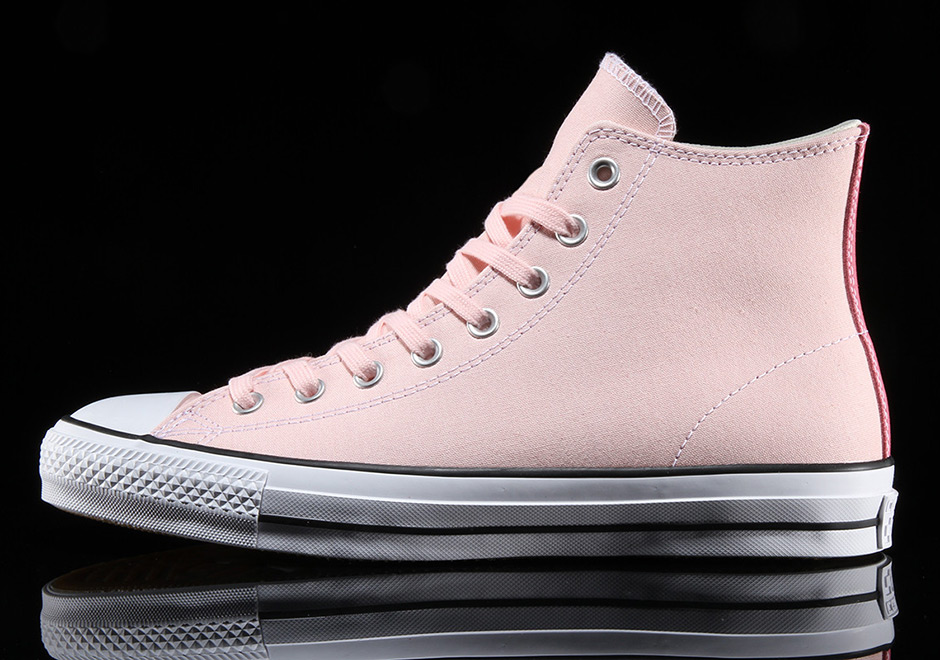 7dc9fee2f818 The Converse Chuck Taylor All Star Pro Continues The Pink Sneaker Trend