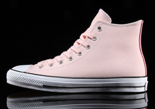 The Converse Chuck Taylor All Star Pro Continues The Pink Sneaker Trend