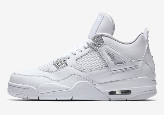 "Air Jordan 4 ""Pure Money"" Available Early On Nike"