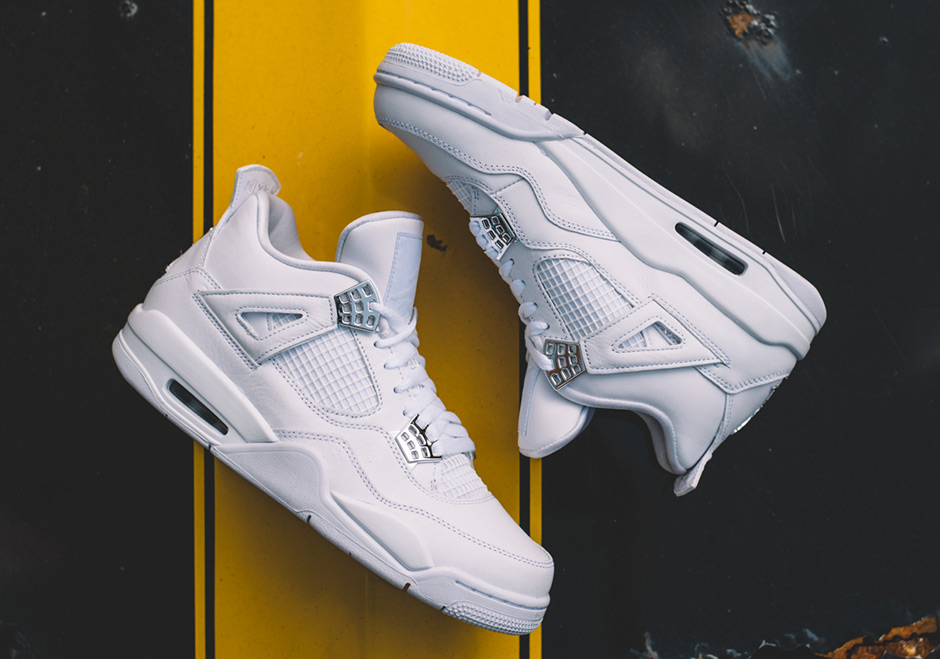 ef51432bdd673d Where To Buy the Air Jordan 4 Pure Money