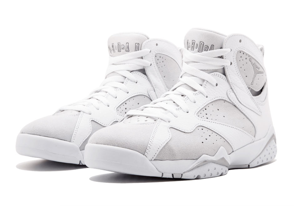 "Air Jordan 7 ""Pure Money"" Available Early At Stadium Goods"