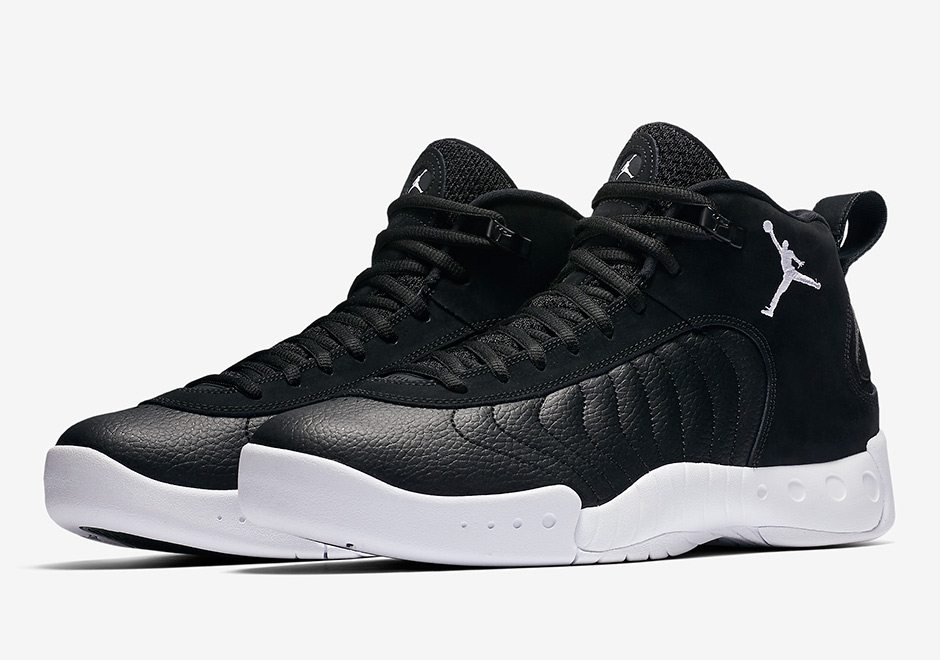 ed44a42de89e After the success of the all-black-with-white-sole Air Jordan colorway  released on Cyber Monday in 2015