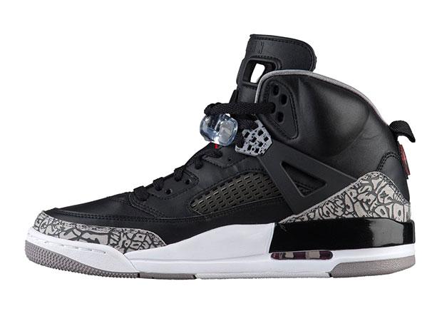 4aa8ab718dcb Jordan Spizike Black Cement Release Date 315371-034