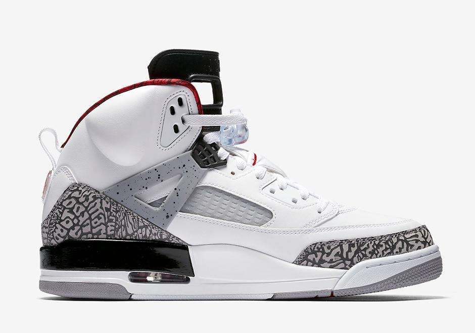 Acheter Le Ciment Air Jordan Spizike