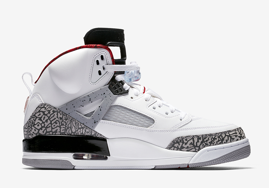 on sale 825e6 58005 ... Nike Air Jordan Vi 6 Retro Spizike Toro Fire Red Green Black White  694091-625 ...