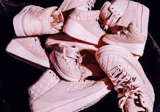 "Where To Buy The Just Don x Air Jordan 2 ""Arctic Orange"""