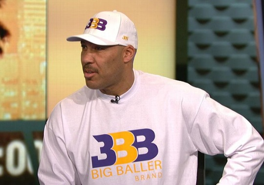 LaVar Ball Is Now Demanding $3 Billion From Nike, adidas, And Under Armour