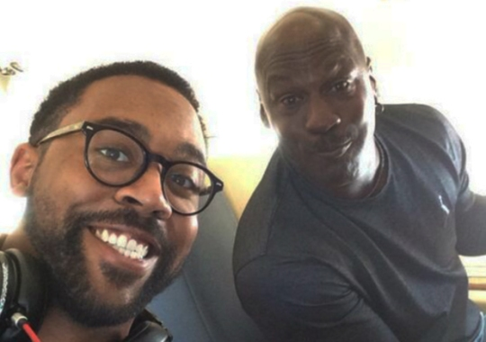 Marcus Jordan And adidas Originals Engage In Friendly Banter On Twitter