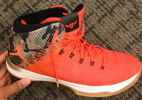 "Maya Moore Kicked Off The WNBA Season With New Air Jordan 31 ""Camo"" PE"