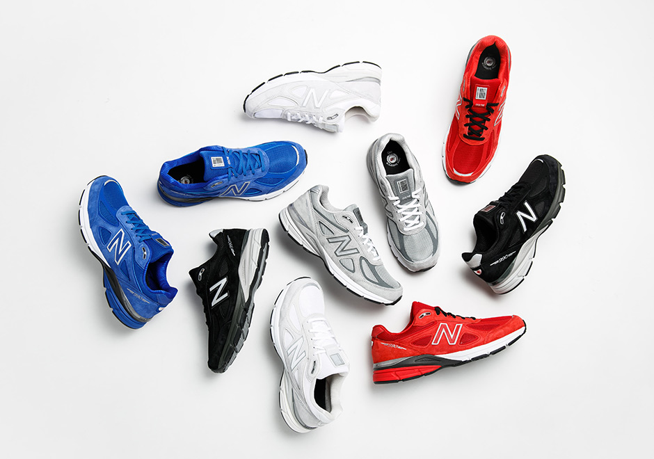 purchase cheap 41dc8 de0fa New Balance 990v4 Summer 2017 Buy Now | SneakerNews.com