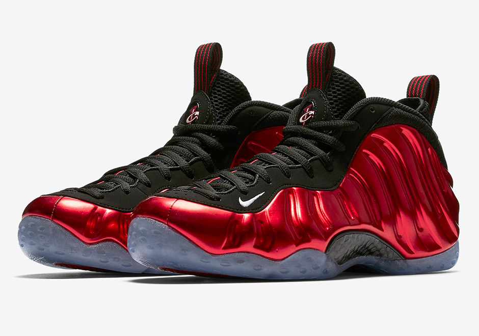 """7ab014ab166 Nike Air Foamposite One """"Metallic Red"""" Releases Next Friday"""