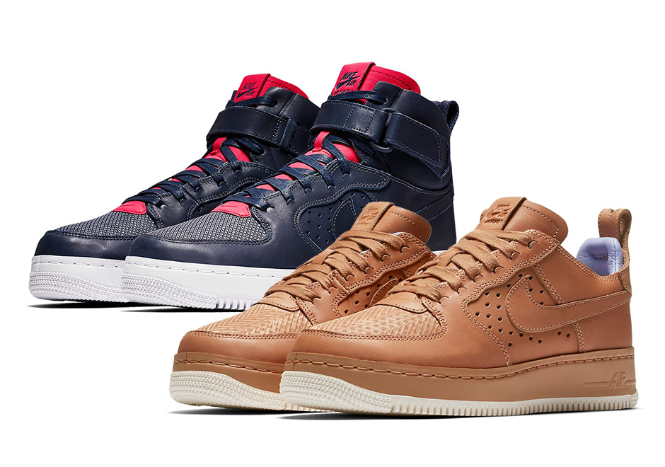 nike air force new releases 2017
