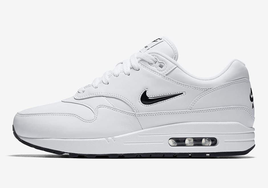 fdfe8687db Nike Air Max 1 Premium SC Release Date: June 5th, 2017 $140. Color:  White/University Red-University Red
