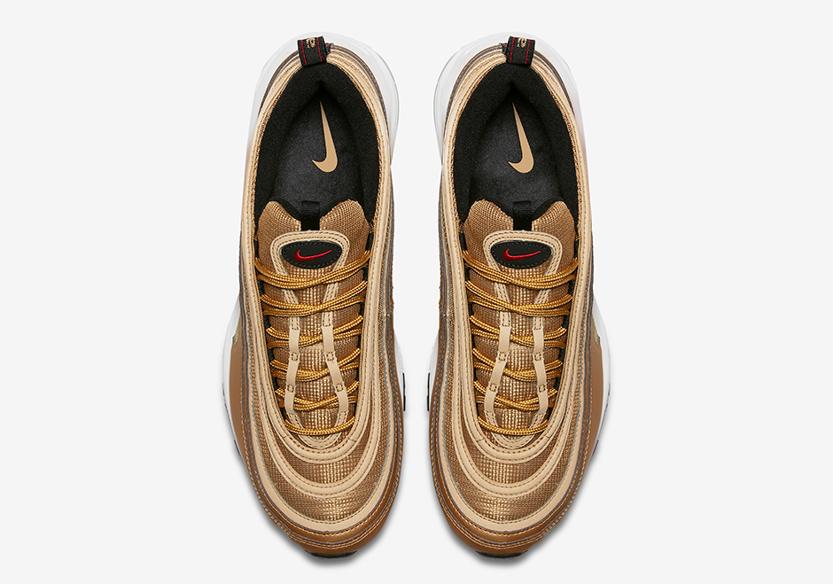 d321105605 ... inexpensive nike air max 97 og metallic gold release date may 18th 2017  160. color