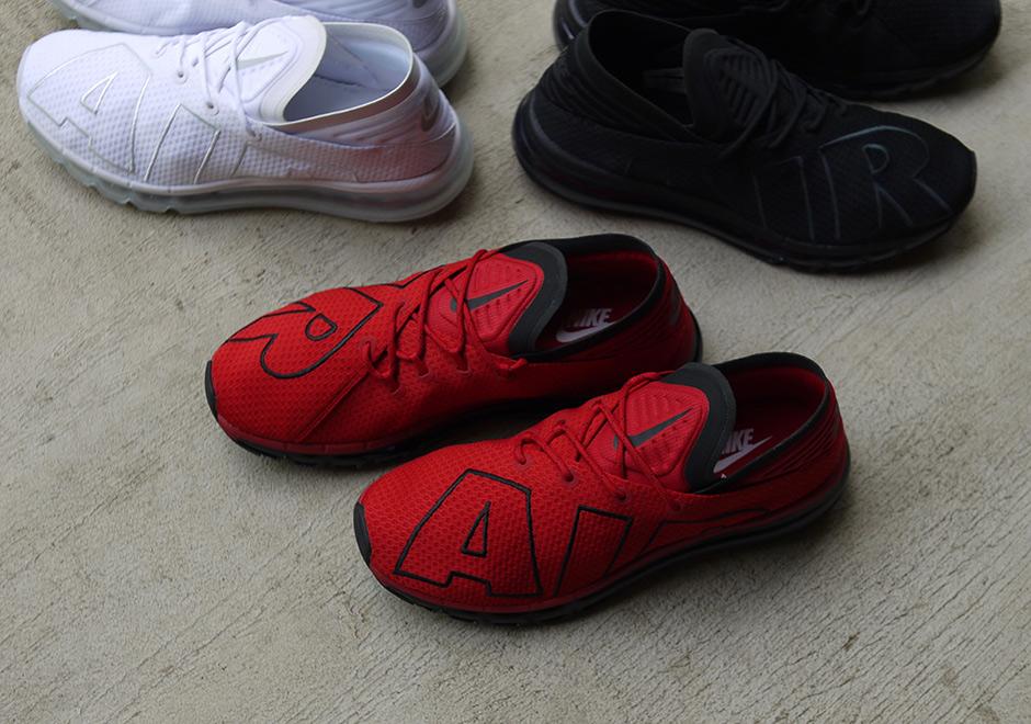 3ee15c40551108 Nike Air Max Flair Triple White 942236-100