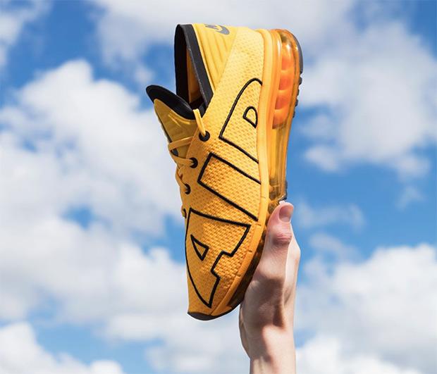 best website 9e4fd b40d7 Nike Air Max Flair Red + Yellow European Exclusive ...