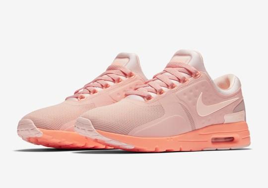"""Nike Air Max Zero """"Sunset"""""""