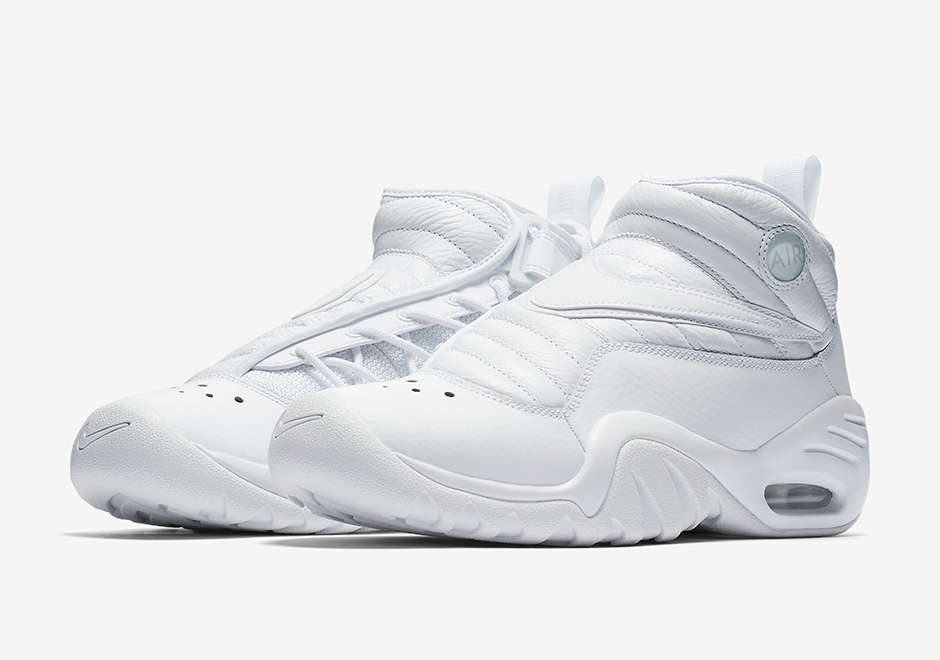 562cff995142 Nike is revamping the classically weird Nike Air Shake NDestrukt in more  colors than Dennis Rodman s actual dyed hair back during his prime in the  90s.