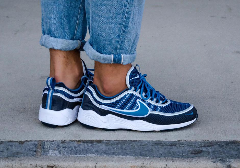 Nike Zoom Spiridon Armory Navy  9309ad8469e0