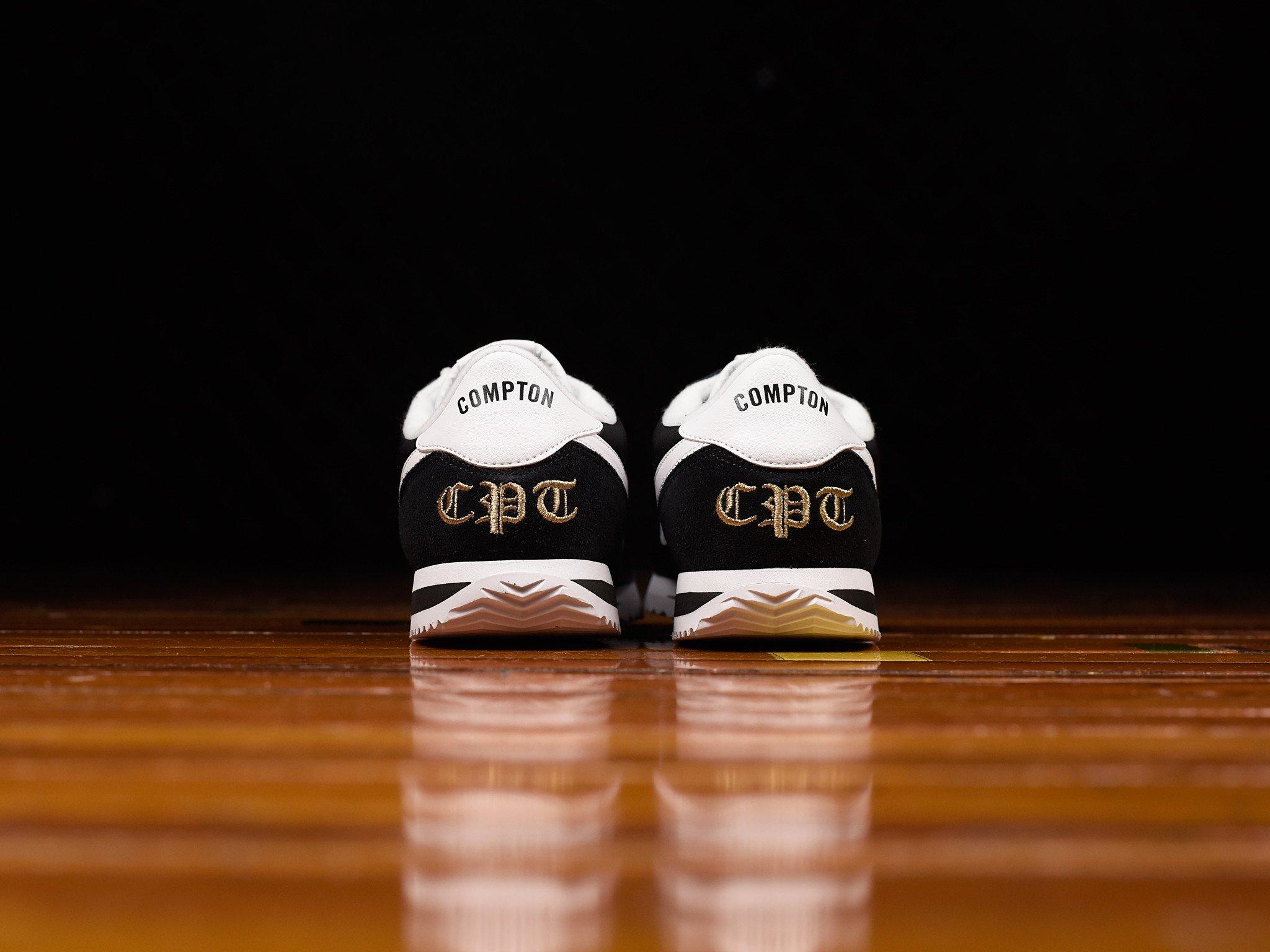 new concept 52772 0a03c Nike Cortez Compton Long Beach Release Info | SneakerNews.com