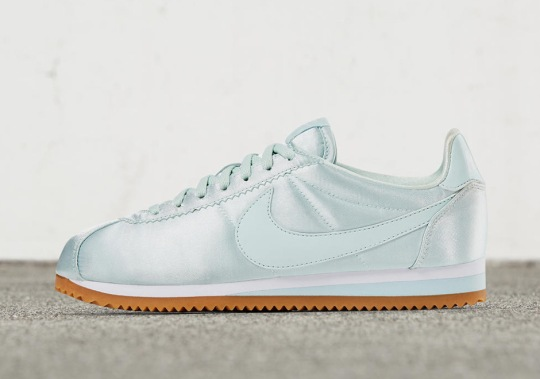 Nike Cortez Satin Collection Releases On June 1st