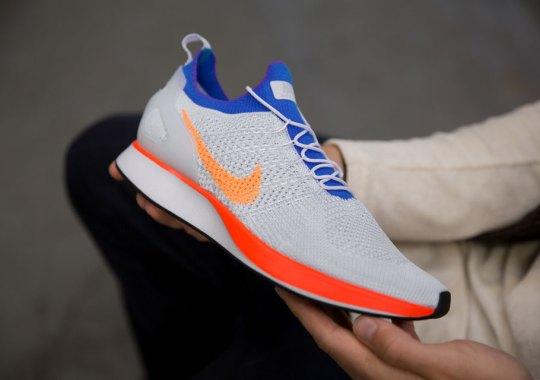 The Nike Air Mariah Flyknit Racer Releases In June