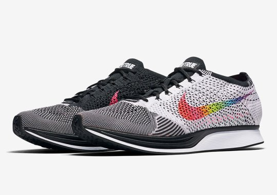 "Nike Flyknit Racer ""Be True"" Releases On June 1st 5c2da6819f"